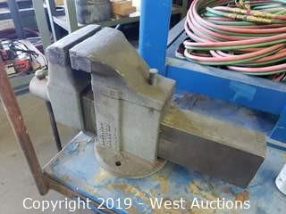 "American Scale 6"" Vise with Swivel Jaw"
