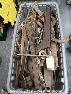 Assorted Spanner Wrenches