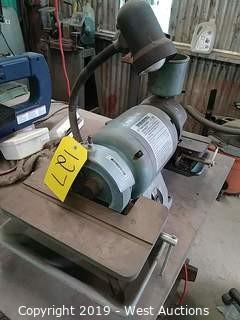 "Central Machinery 46727 6"" Tool Grinder 1/2HP"