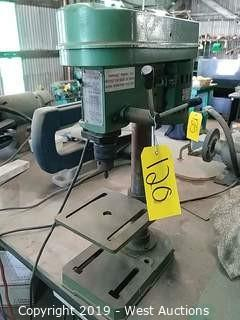 Central Machinery Bench Top Drill Press
