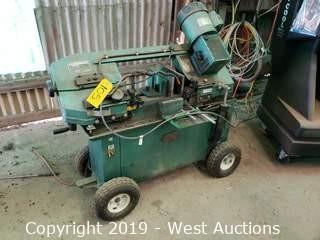 """Grizzly 6-1/2"""" Metal Cutting Bandsaw"""