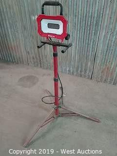 Snap-On LED Worklight on Adjustable Stand