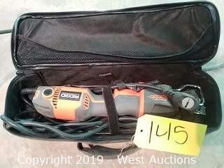 Rigid R3030 1-Handed Orbital Reciprocating Saw