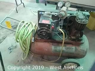 Sears Craftsman 20 Gal. Air Compressor Paint Sprayer
