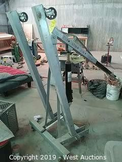 2 Ton Folding Engine Hoist