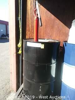 Twin Power SAE 20W-50 Engine Oil 55-Gal. Drum & Pump