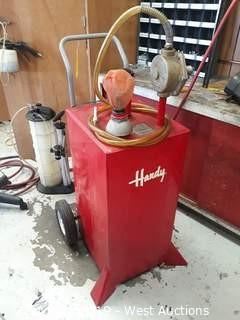 Handy GC-30 Gas Caddy with Hand Pump