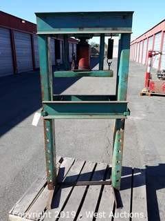 Carolina HV100 30 Ton Shop Press