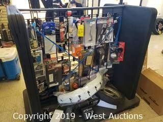 Assorted Clutches, Mirrors, Shifters. Turn Signals, Fenders,