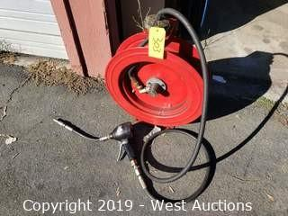 Lincoln Lubricant Hose Reel