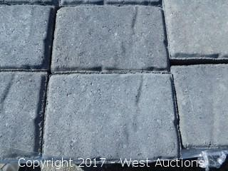 1 Pallet - 60 mm Paver - Rectangle Carriage Stone in Shasta Blend