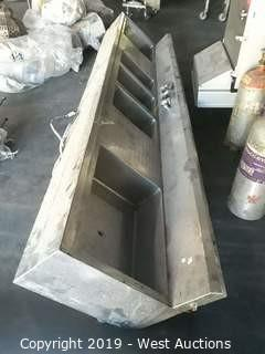 Lambertson Industries 9' Bar Sink