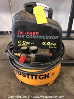 Bostitch Oil-Free Air Compressor