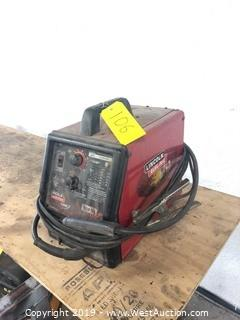 Lincoln Electric Weld Pak 100 HD Welder