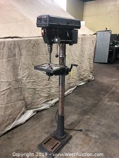 "Craftsman 5K455A 13"" 5-Speed Drill Press"