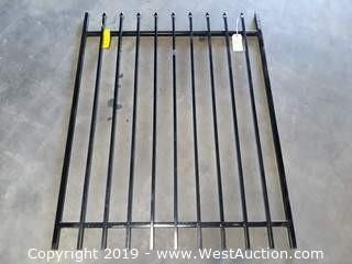 4'W X 5'T Gate