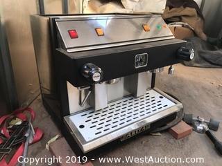 Astra Mega 2 Espresso Machine