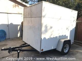 2005 Built-Rite Box Trailer