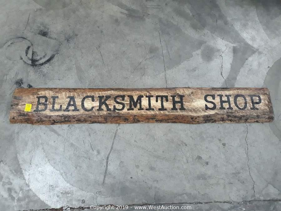 Online Auction of Vintage Gas Pumps, Signs, and More