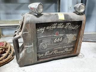 Custom Made Jerry Can Art