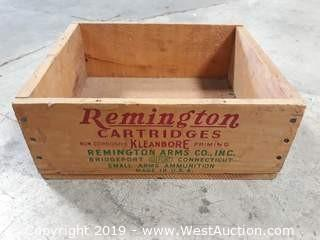 Remington 222 Soft Shot Ammo Crate