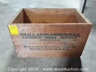 Winchester 500 Ammo Crate