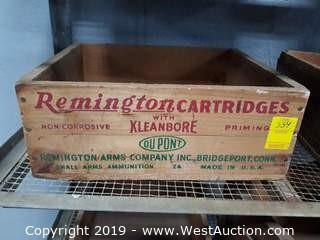 Remington 300 Savage Ammo Crate