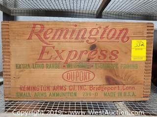 Remington Express Ammo Crate