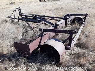 14' Hydraulic Scraper