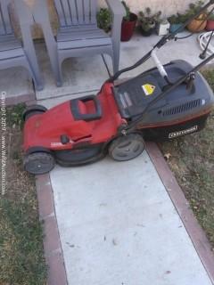 Craftsman Push Lawnmower