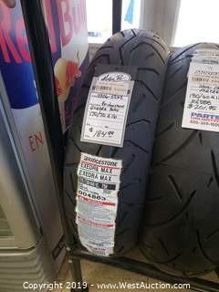 Bridgestone Exedra Max 170/70B16M/C