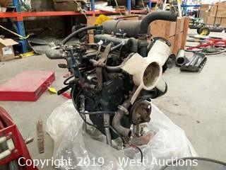 Kubota WG752-ES Inline 3 Gasoline Engine