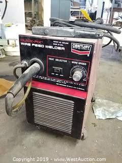Century 117-034 Quick-Fix Wire Feed Welder