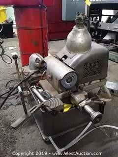 Sioux 645 Valve Face Grinding Machine