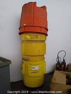 (4+) Spill Containment Drums