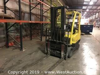 Hyster 6,950 lb Capacity Propane Forklift