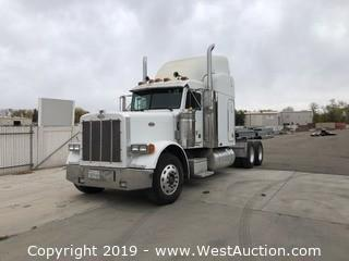 1997 Peterbilt Truck Tractor Ultracab