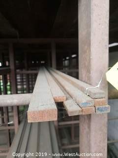 20' Steel Stock