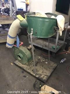 Dust Vacuum Unit