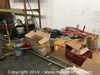 Bulk Lot; Car Parts And Accessories