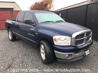 2007 Dodge Ram 1500 Big Horn V8 Hemi Quad Cab