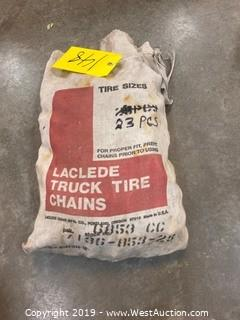 Laclede Truck Tire Chains