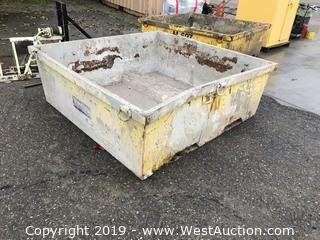 Concrete Washout Pan