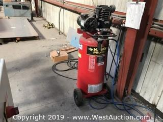 Husky 30 Gallon Compressor