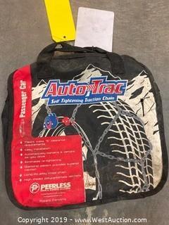 Auto-Trac Self Tightening Tire Chains