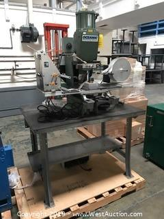 Kensol K25T Hot Stamping Machine