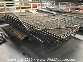 "Pallet Of (15+) 60""x93"" Chain Link Fence Sections"