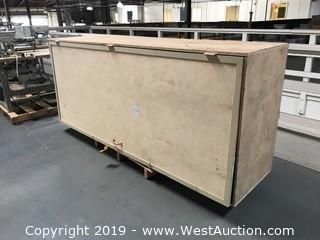 """8'x2'x40"""" Storage Cabinet"""