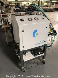 Center Pointe CPE-325 Mixing Chamber on Casters