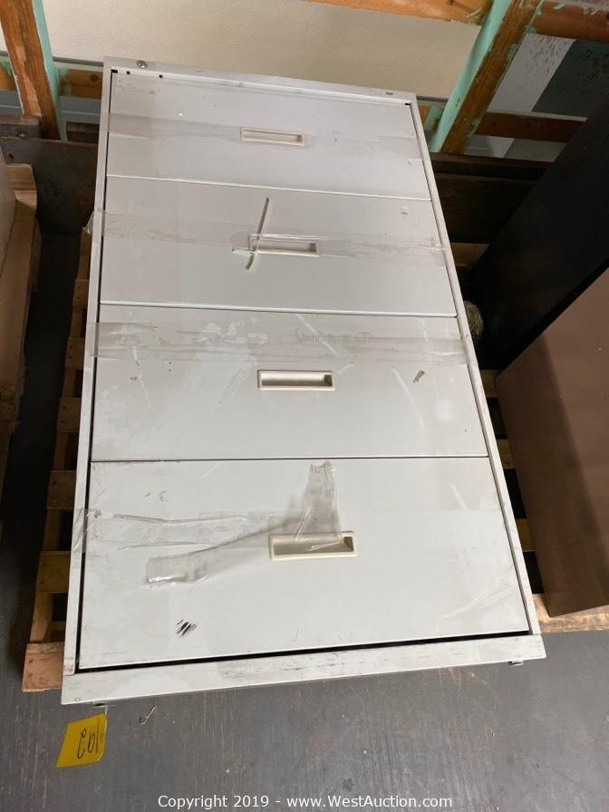 Surplus Auction of Bay Area Scuba and Marine Equipment Manufacturer
